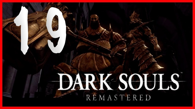 Босс Орнстейн и Смоуг!! ➤ Dark Souls: Remastered 19