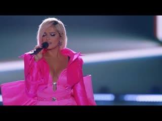 Bebe Rexha - I'm A Mess (Live From The Victoria's Secret 2018 Fashion Show) | #vqmusic