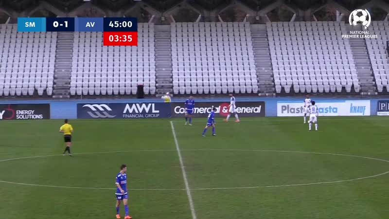 NPL Victoria Round 17, South Melbourne vs Avondale FC
