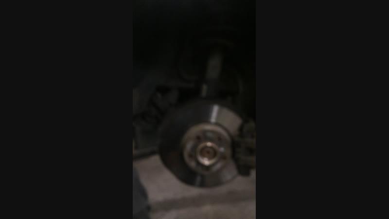 F25 стойки стаба передние рассыпались
