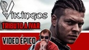 VIKINGOS | IVAR THE BONELESS | TRIBUTE | REACCIÓN | The greatness awaits