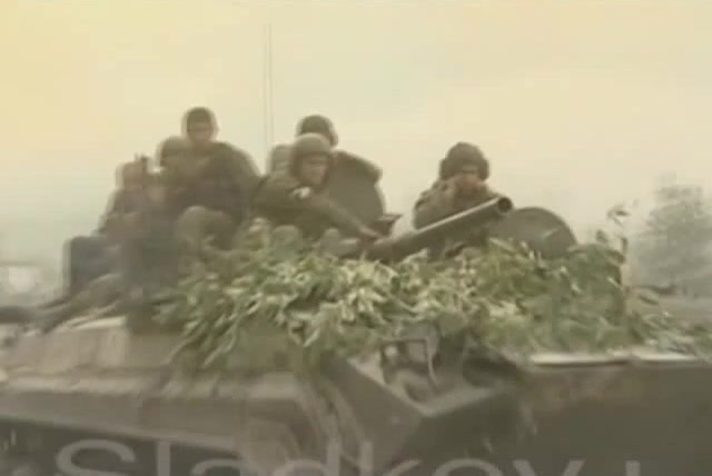Вооружённый конфликт в Южной Осетии (2008) • John Murphy In The House\In A Heartbeat