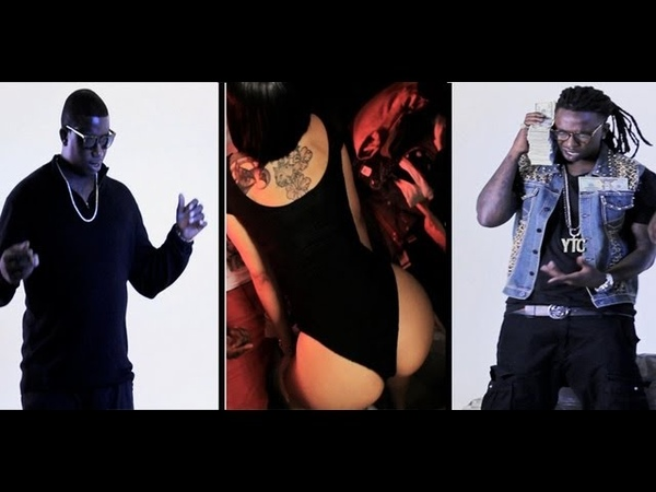 Yung Dred - Throwin Racks ft. Gucci Mane Richie Wess (Official Video)