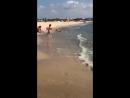 Викуля на море