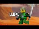 Клип про Ллойда Ниндзяго