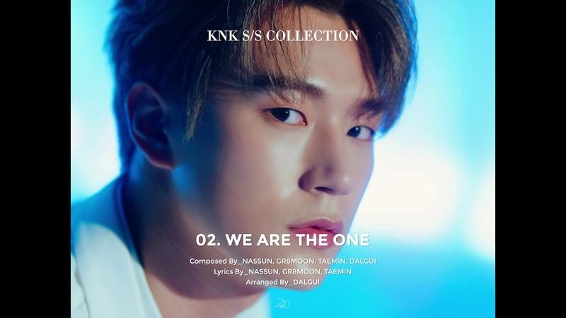 크나큰 4TH SINGLE [KNK S/S COLLECTION] ALBUM PREVIEW