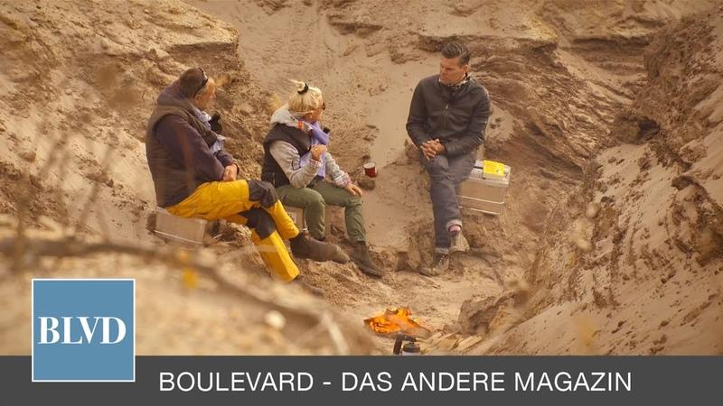 BLVD 9.0 – Elke Klinger und Karsten Meyer im Gespräch mit Ken Jebsen