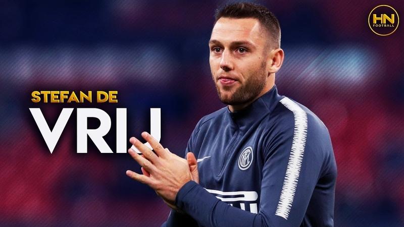 Stefan de Vrij - il muro dell'Inter - 2018/2019