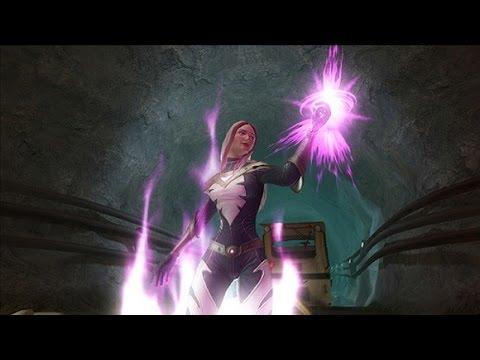 Marvel Ultimate Alliance 2 Walkthrough Part 35 (PS3, X360) Runthrough - [Anti]