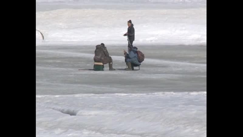 Опасный тонкий лед