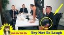 Đố Bạn Nhịn Được Cười ● Hài Trung Quốc Cười Ra Nước Mắt P2 ● Funny Video Try Not To Laugh