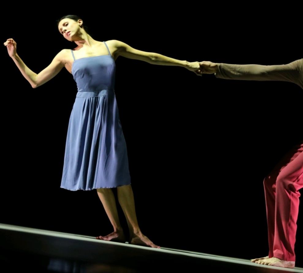 Вечер современного балета в Эрмитажном театре