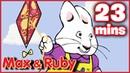 Max Ruby Max's Valentine Ruby Flies a Kite Super Max Ep 13