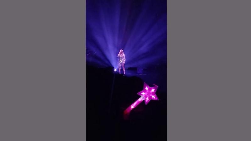 [FANCAM] 091218 Ailee - Evening Sky @ I AM: AILEE Concert in Seoul