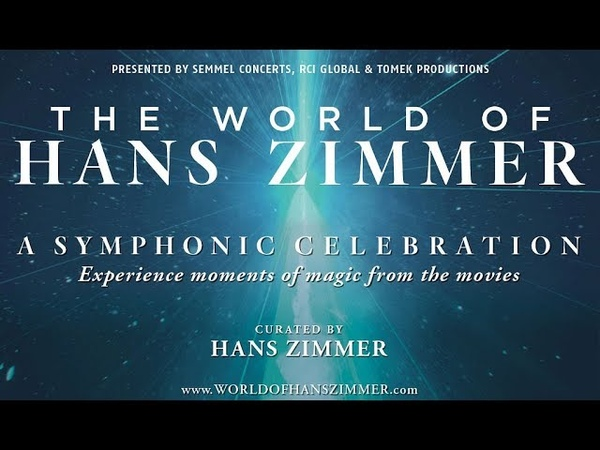 The World of Hans Zimmer Live 2018 - Vienna (Ultimate Cut)