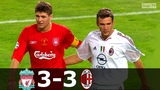 Liverpool vs AC Milan 3-3 (pen 3-2) - UCL 2005 Final - Highlights (English Commentary) HD
