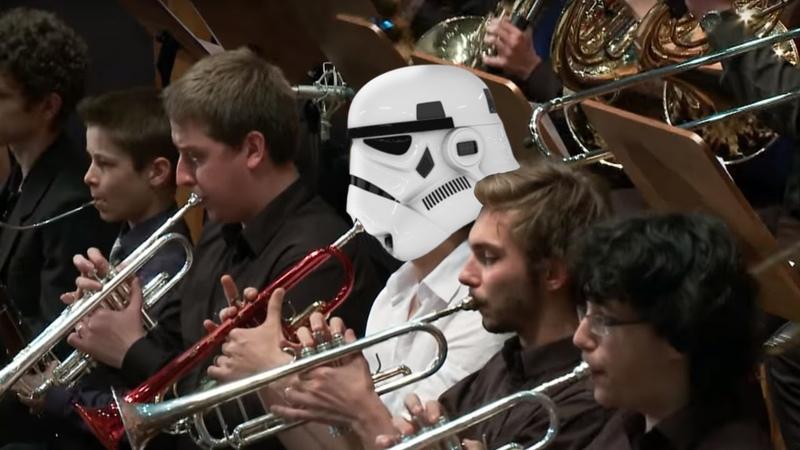 John Williams Star Wars The Throne Room Main Theme スター・ウォーズシリーズ Звездные войны