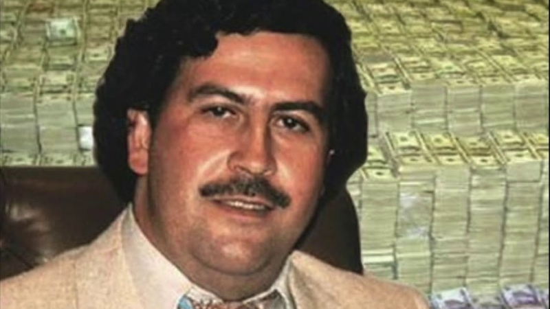 Pablo Escobar - Que No Quede Huella - Rodolfo Y Su Tipica RA7