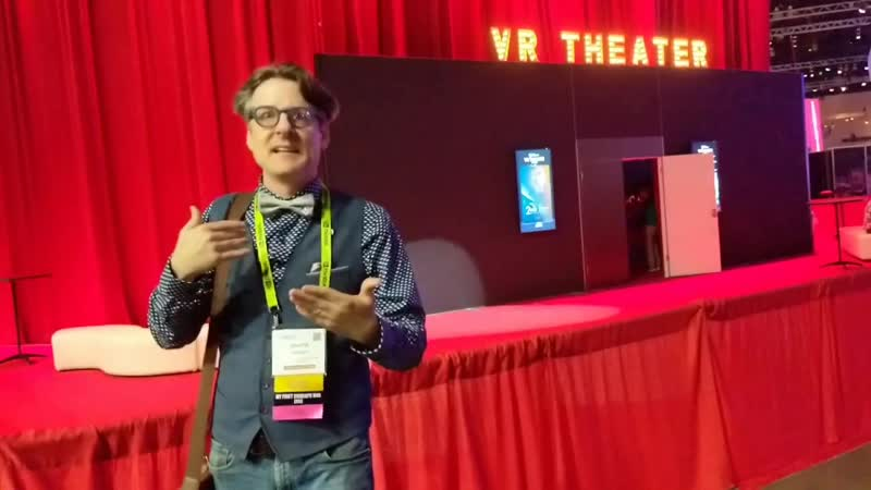 Disneys Bruce Wright Explains A Kite's Tale' Animated VR Short At SIGGRAPH