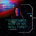 Agents of S.H.I.E.L.D. on Instagram The hero we need protecting the planet.