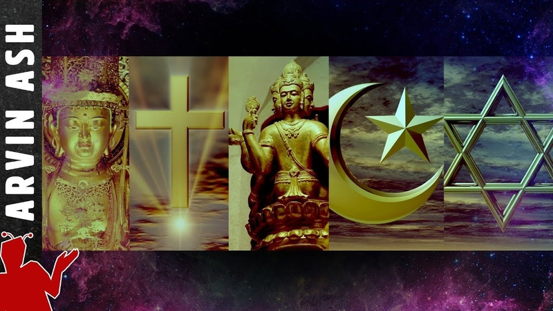 What do Muslims, Jews, Hindus, Christians, Buddhists have in common