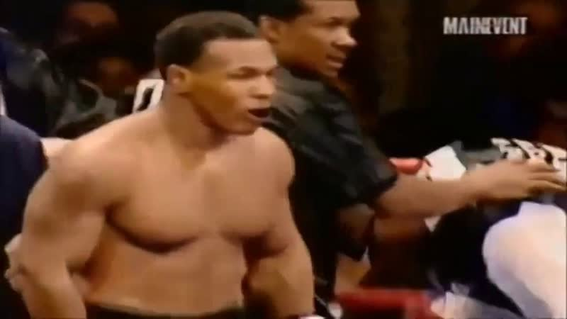 Iron Mike Tyson Be Real Higlights Crazy Moments Power And Speed