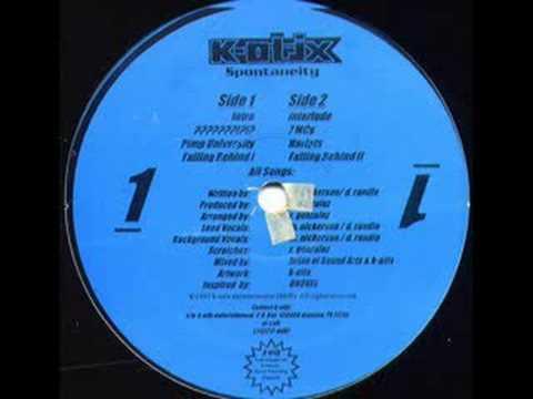 K-Otix - Spontaneity EP