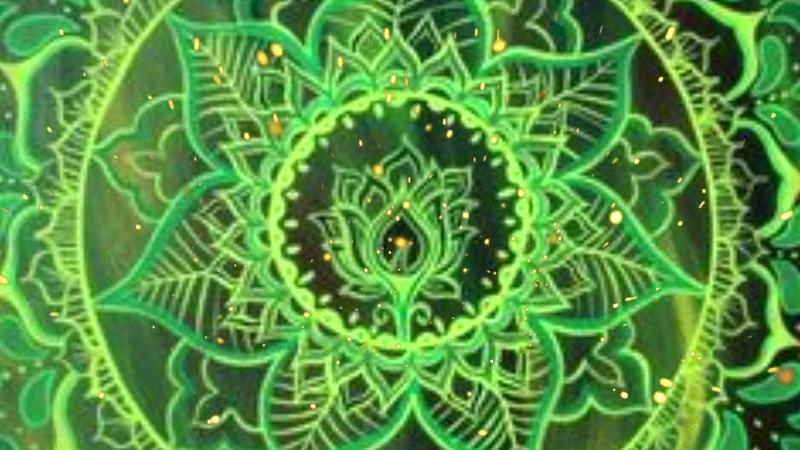 Анахату открыть и сбалансировать с бинауральными ритмами