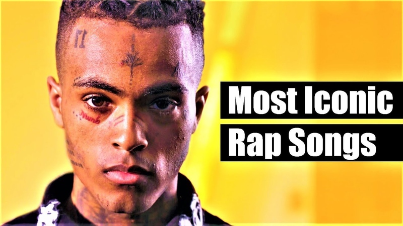Most Iconic Rap Songs Of The Last 10 Years 2008 2018