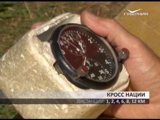 """Самарская область присоединится ко Всероссийскому дню бега """"Кросс нации"""""""