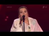 Песня победителя. Лидия Музалева «Пуховый платок» - Финал - Голос 60+ - Сезон 1