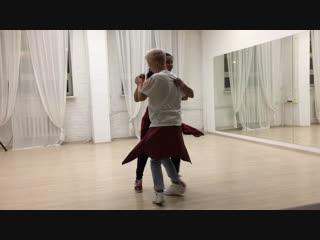 Лиза и Ирина Плехневич - Kizomba Iniverse + afrohouse