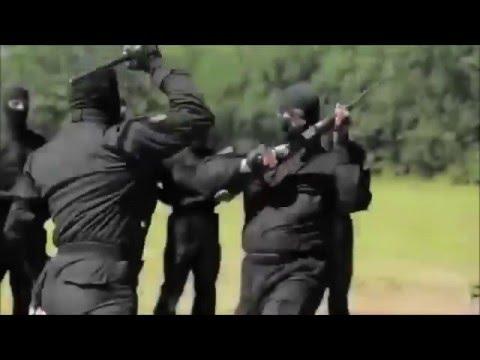 Entrenamiento de fuerzas especiales