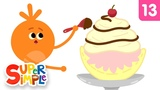 The Bumble Nums Make Boomerang Banana Splits Cartoons for Kids