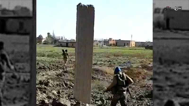 12.12.18 - Джейш ас-Сувар атакует севернее Хаджина