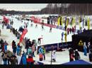 Лыжный марафон Николов Перевоз 2019 Арт усадьба 'Веретьево'