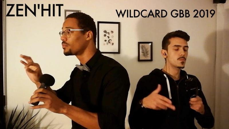 Zenhit || Grand Beatbox Battle 2019 Wildcard || Five hours - Deorro