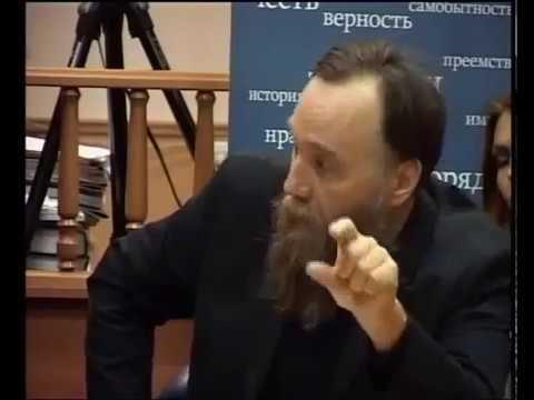 Александр Дугин: искусство — это субпродукт Логоса