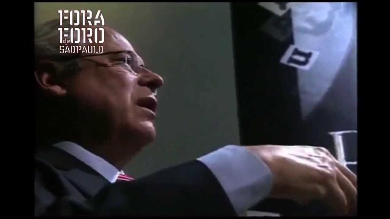 José Dirceu fala sobre o Foro de São Paulo