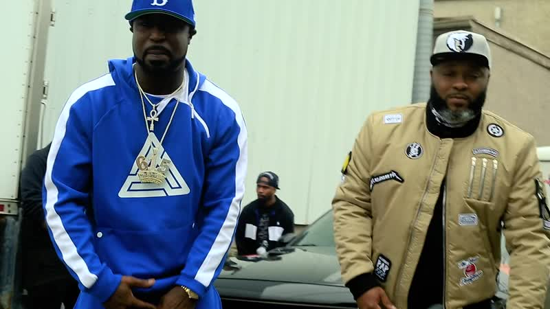 "Hickie Johnson Ft Young Buck - ""Paper In My Pocket"" [OKLM Russie]"