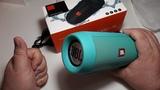 Портативная MP3 Bluetooth колонка акустика JBL Charge 2+. Подарок для ребенка. JBL Go 3+