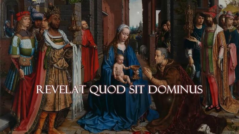 Beytlehemde Bir Çocuk Doğdu   Puer natus in Bethlehem   Gregoryen Noel İlahisi