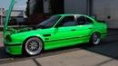 Green Dream BMW e34 Tuning