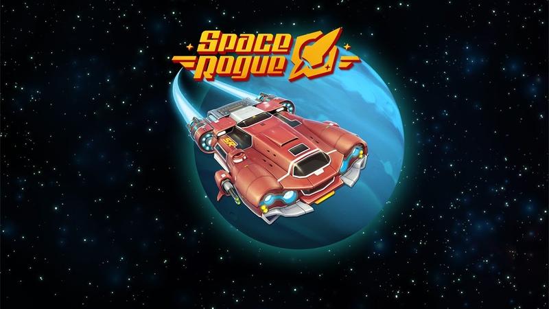 Space Rogue прохождение 1 Гнусавый Let's Play Огребаю от роботов