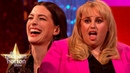 Anne Hathaway Rebel Wilson LOVE Insulting Each Other | The Graham Norton Show