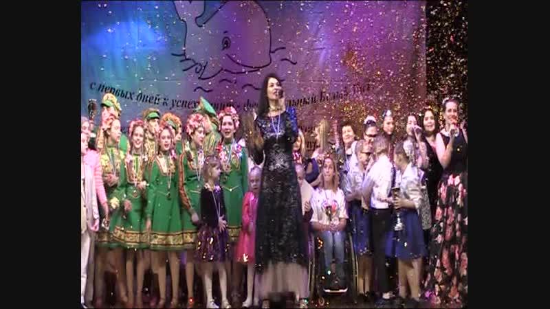 Виктория Белова - Гимн фестивального движения Белый КиТ