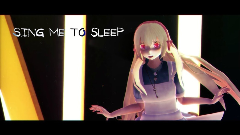 MMD Kagerou Project Sing me to sleep