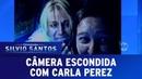 Câmera Escondida (23/10/16) - Carla Perez cai em Pegadinha