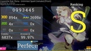 Osu!mania | Kyut | tpazolite feat. Rizna - Unlimited Spark! [Prism] 99.97% 993,445 FC 2 LOVED