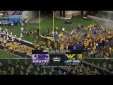 NCAAF 2018 Week 04 Kansas State Wildcats - (12) West Virginia Mountaineers EN